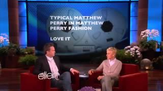Matthew Perry's Joke Fans Weigh In2623
