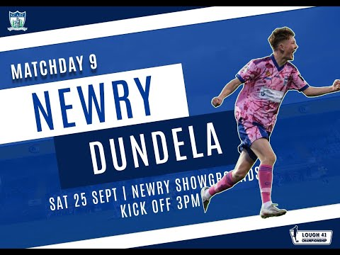 Newry City Dundela Goals And Highlights