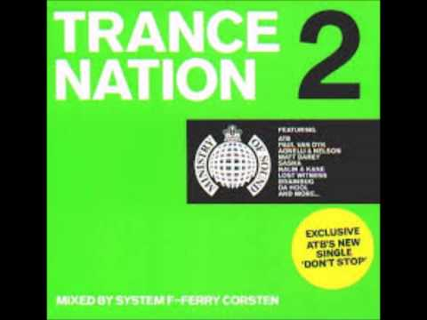 Trance Nation 2 Disc 2.5. The Thrillseekers - Synaesthesia (En-Motion mix)