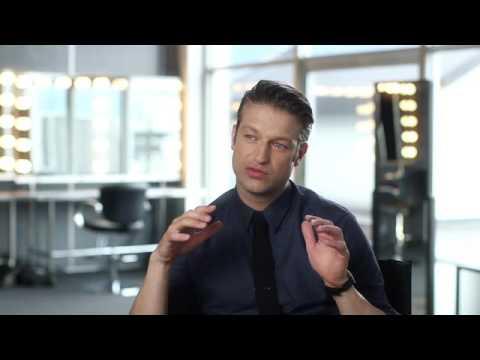 Law & Order SVU season 17 premiere Interview Peter Scanavino