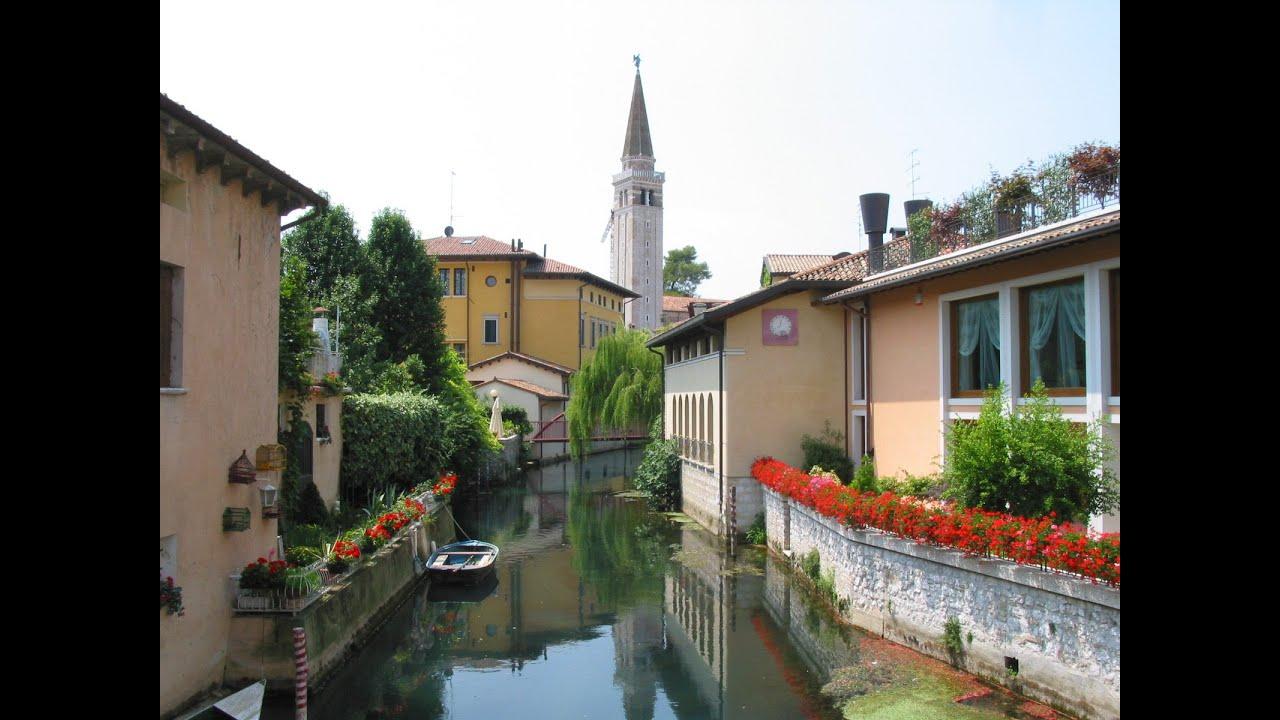 Sacile Giardino Della Serenissima La Città Intera Friuli Venezia