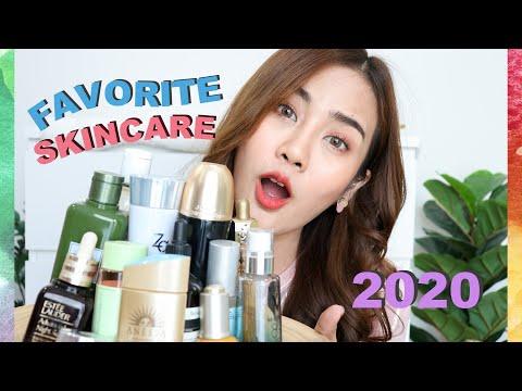 ❤️Favorit Skincare สกินแคร์สุดปัง 2020 |underfaahh