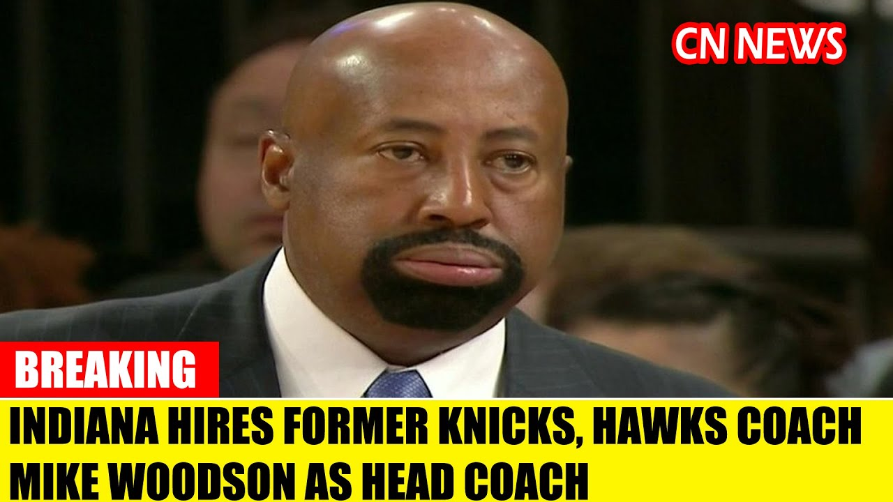 Reports: Indiana to hire former Atlanta Hawks coach Mike Woodson ...