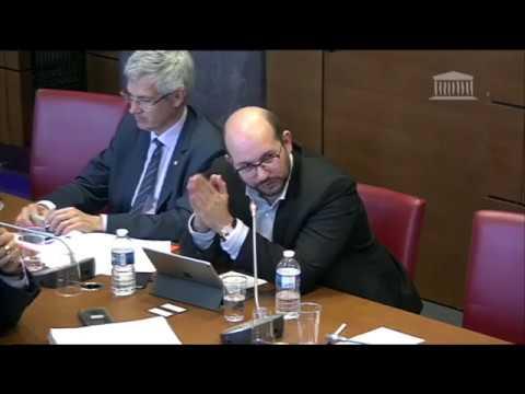 Commission des affaires Européennes et des Finances - 24/05/2018