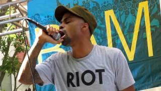 Bilal, Soul Sista, Brooklyn, NY 7-22-10 (HD)