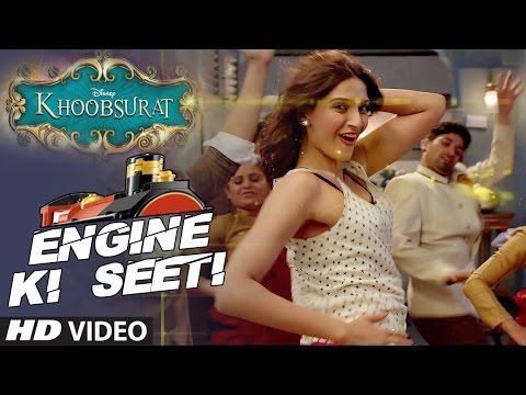 OFFICIAL- 'Engine Ki Seeti' FULL VIDEO Song | BollyWoo.ooo | Khoobsurat | Sonam Kapoor