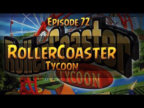 RollerCoaster Tycoon Corkscrew Follies Gameplay Walkthrough Part 72 Three Monkeys Park [2/2]