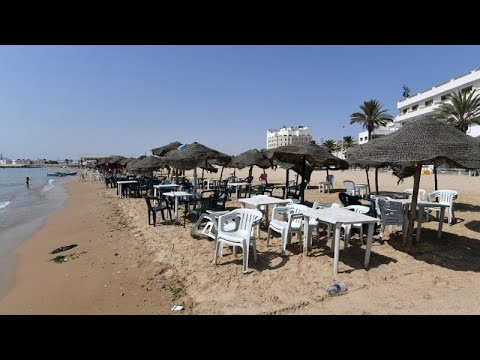 Tunisia's tourism sector buckles under summer COVID lockdown measures
