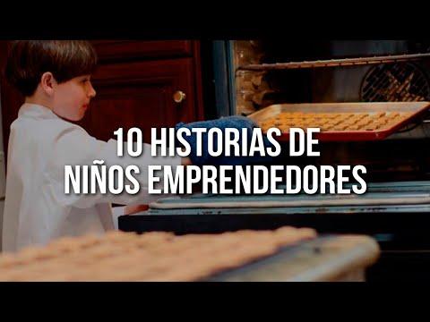10 Niños que Iniciaron Negocios Millonarios antes de los 15 años
