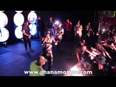 Shatta Wale live performance in New York (Part 1)