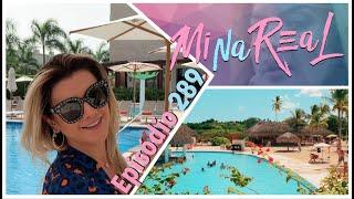 MiNa ReAl l Nossa chegada em Punta Cana - Bayahibe, férias em família (parte 1)