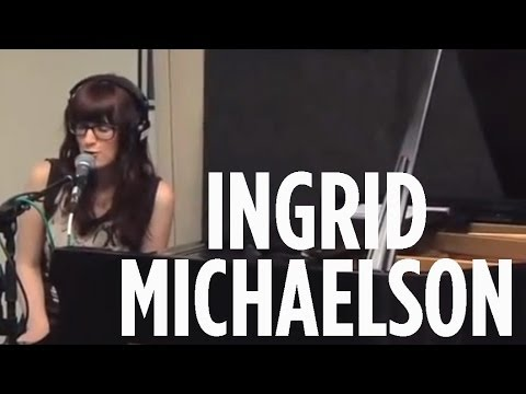 Ingrid Michaelson Covers R.E.M.'s