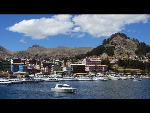 A Tourist's Guide to Lake Titicaca