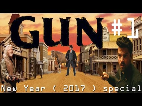 The Lie of the Wild West    A Shark Let's Play: GUN ( Part 1 )