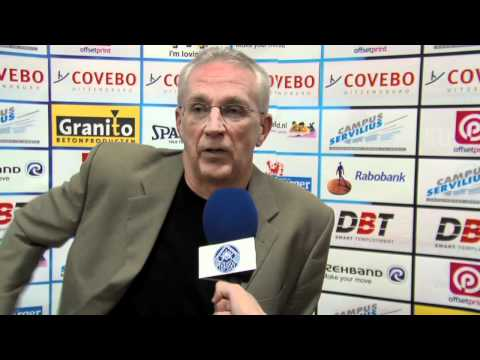 Interview Pete Miller Coach De Friesland Aris