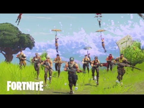 FORTNITE  BATTLE ROYAL  2