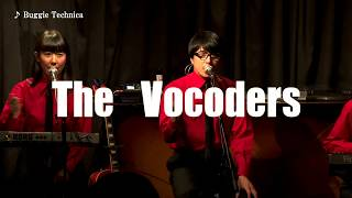 The Vocoders a.k.a. POLYSICS  -LIVE DIGEST 2018.10.13-