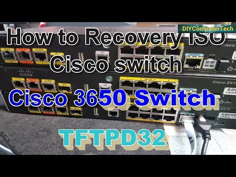 how-to-recovery-ios-cisco-3650-switch-with-tftpd32-server-rommond-mode
