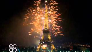 Eiffel Tower Millenium Show,  Paris,  France, ...