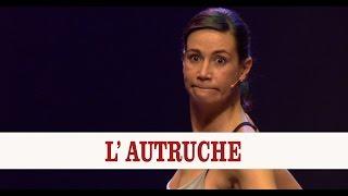 Virginie Hocq - L'autruche