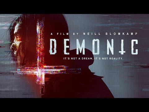 Demonic | UK Official trailer | Sci-fi horror from Neill Blomkamp