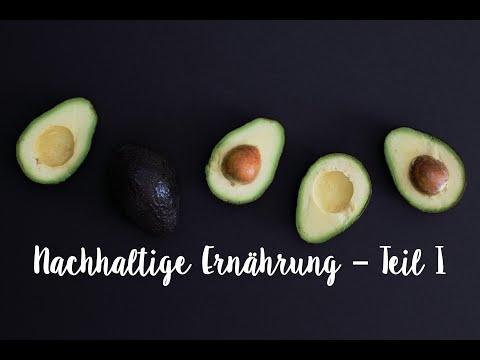 Nachhaltige Ernährung, Klimabilanz, Avocados, Fleischersatz – Teil I