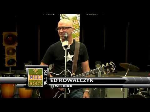 Ed Kowalczyk - I Alone (acoustic, w/ interview)(1080p)