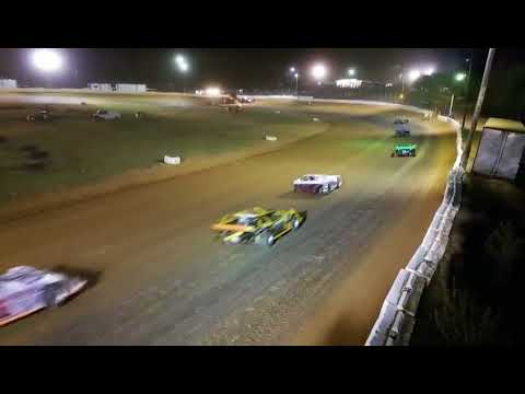 NeSmith Sportsman Late Model Feature 4-20-2018