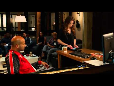 Pitch Perfect 2 -  Beca & Snoop Dogg (Winter Wonderland, Here Comes Santa Claus)
