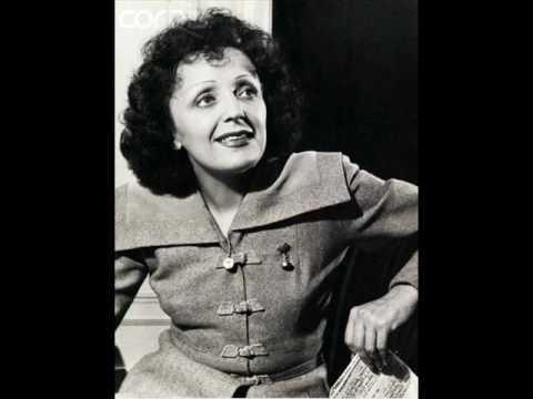Edith Piaf L'Effet Que Tu Me Fais