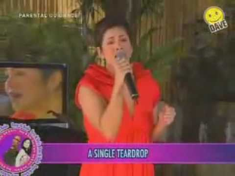 Regine Velasquez Guesting on Boy & Kris (Part3)