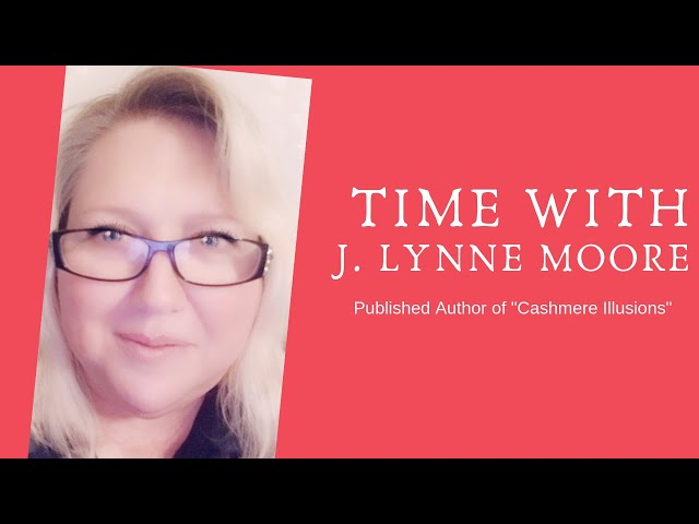 Time with J. Lynne Moore  #Poetsinterview