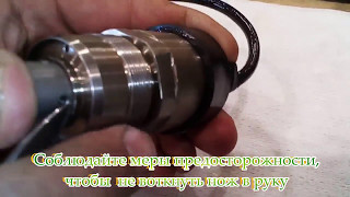 Разборка клапана SPV на 1KZ, тестирование, проверка