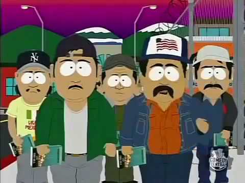 Write my essay south park