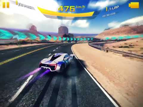 Telenor 4G Cup (Pakistan)| Nevada | Lykan Hypersport | 1:01:974 by UERK_Raja