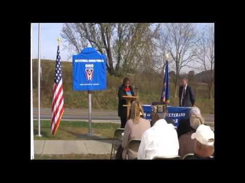 Ohio Historical Marker Dedication: New Hope Baptist Church