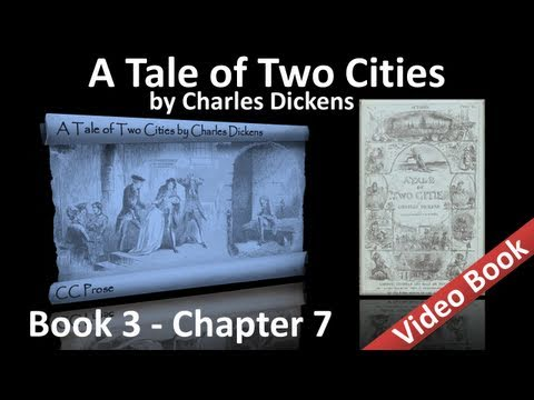 Book 03 - Chapter 07 - A Tale of Two Cities by Charles Dickens - A Knock at the Door