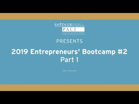 """Entrepreneur's Bootcamp #2 """"Do You Have A Feasible Business Model?"""" (Part 1 Of 3)"""