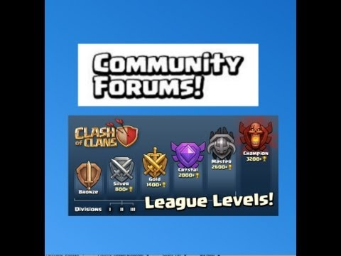 Live from Forum Elite, and a Junior update in Clash of Clans
