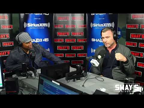 Liev Schreiber Talks Family Life, Sparring With Pooch Hall + Why He Thought Triple G Won The Fight