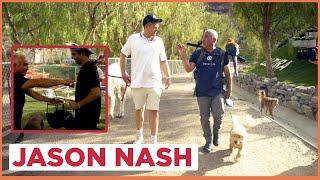 Puppy Training Tips with Cesar Millan! (feat. Jason Nash & David Dobrik)