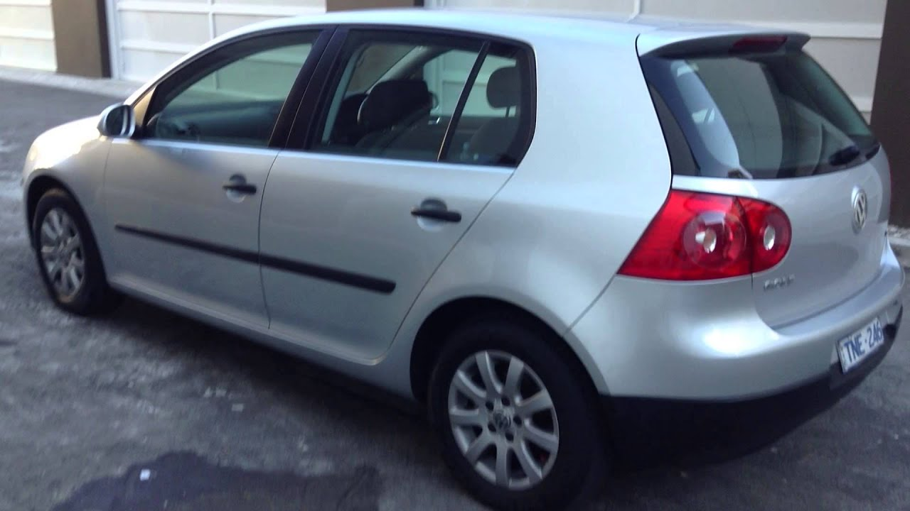 05 volkswagen golf