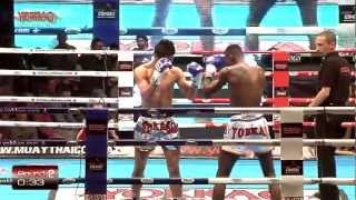 Sudsakorn Sor Klinmee vs Marco Pique' Yokkao Extreme 2012 FULL-HD