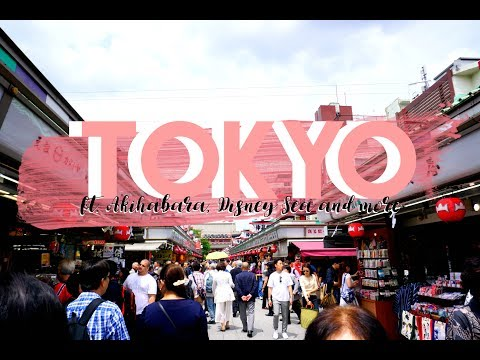 Travel Diary | Tokyo 2017 Part 2