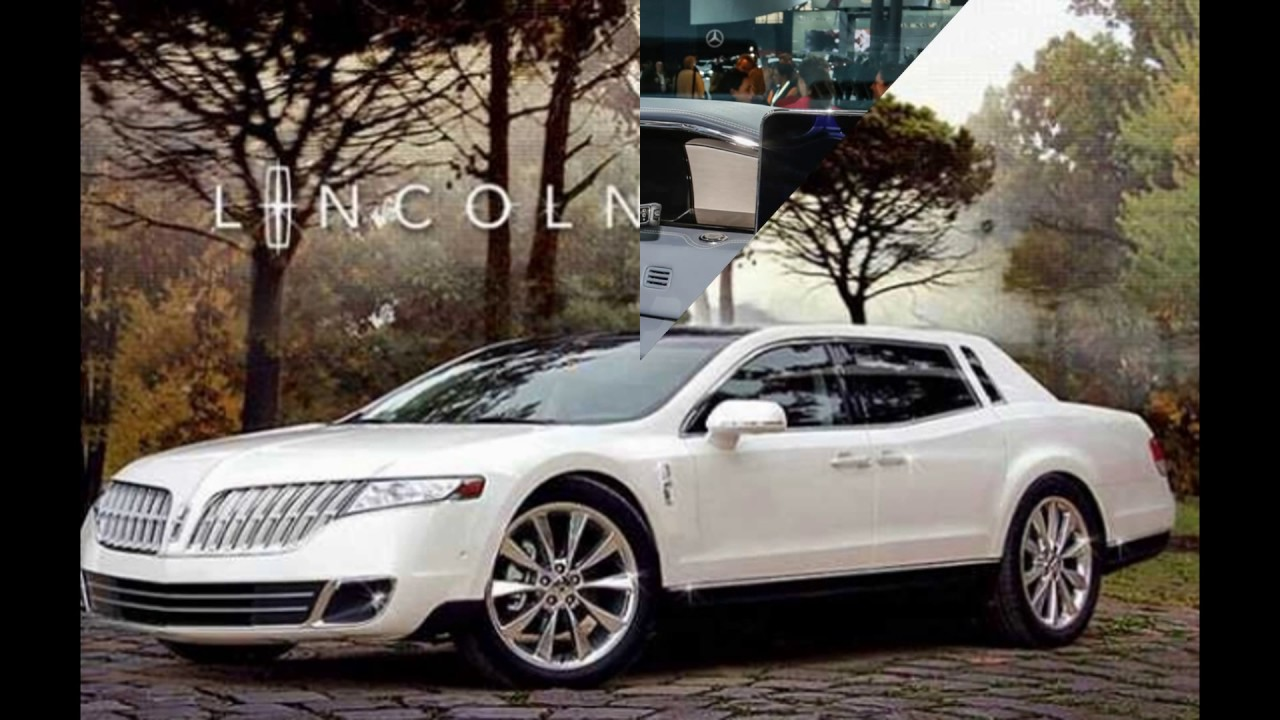 2018 Lincoln New Town Car Interior Youtube