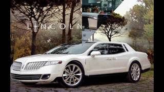 2018 Lincoln New Town Car Interior