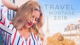 TRAVEL MONTAGE 2018