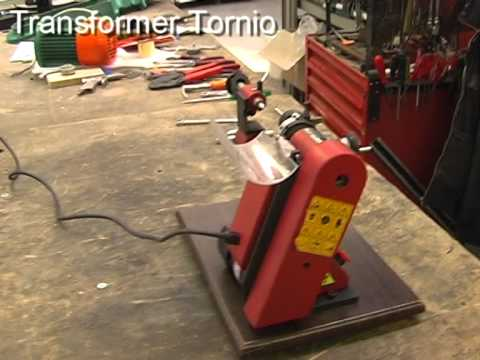 Transformer compa youtube for Tornio per legno compa