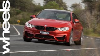 BMW M4 Competition Pack Review Car Reviews Wheels Australia