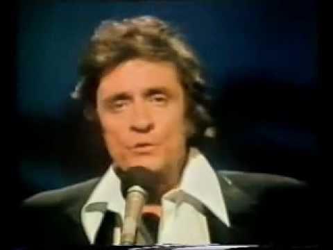 Johnny Cash - Casey Jones (70's)